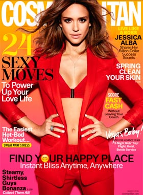 Cosmopolitan Magazine discusses ethnic rhinoplasty surgery photo